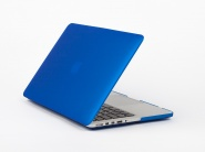 Чехол Daav HardShell Satin для MacBook Pro 15 Retina (Blue)