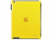 Чехол NUU Base Case для iPad 2/3/4 (Giallo)
