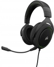 Игровая гарнитура Corsair Gaming HS50 CA-9011171-EU (Black/Green)