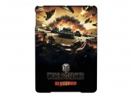 Чехол-накладка World of Tanks Key-Art для iPad Air (Black matte)