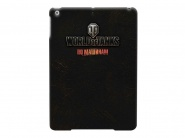 Чехол-накладка World of Tanks для iPad Air (Black matte)