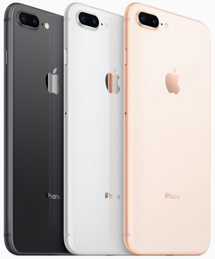 Смартфон Apple iPhone 8 Plus 256Gb (Silver)