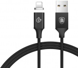 Кабель Baseus Insnap Series Magnetic USB to Lightning 1.2 м (Black)