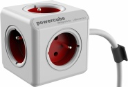 Разветвитель Allocacoc PowerCube Extended (1300RD/DEEXPC) Red