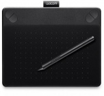 Графический планшет Wacom Intuos Art Small CTH-490AK-N (Black)
