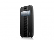 Чехол Itskins Visionary Drift для iPhone 5c (Black/White)