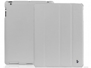 Чехол Jison Smart Leather Case для iPad 2/3/4 (White)