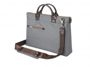 "Сумка Moshi Urbana Slim Laptop Briefcase для ноутбука до 15"" (Grey)"