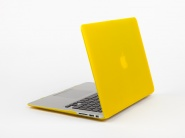 Daav HardShell Satin Yellow чехол для MacBook Air 11""
