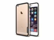 Чехол SGP Neo Hybrid EX Metal для iPhone 6 Plus/6s Plus (Champagne Gold)