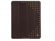 Чехол Jison Studded Smart Case для iPad Air (Brown)