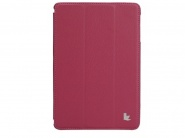 Чехол Jison Smart Leather Case (JS-IDM-01H33) для Apple iPad mini/mini retina (Crimson)
