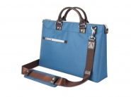 "Сумка Moshi Urbana Slim Laptop Briefcase для ноутбука до 15"" (Blue)"