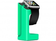 Noot Charging Stand Green подставка для Apple Watch