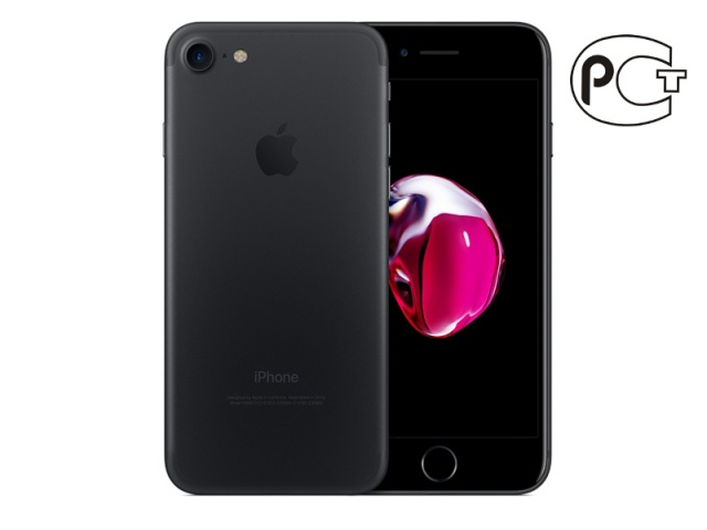 Смартфон Apple iPhone 7 32Gb (Black)