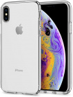 Чехол Spigen Liquid Crystal (063CS25110) для iPhone X/Xs (Clear)
