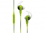 Наушники Bose SoundSport iOS (741776-0030) для iPhone (Energy Green)