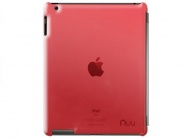 Чехол NUU Base Case для iPad 2/3/4 (Rosso)