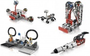 Конструктор Lego Education Mindstorms EV3 Space Challenge Set (45570)