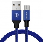 Кабель Baseus Yiven Series Type-C to IP Cable 1м (Blue)