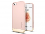 Чехол SGP Style Armor для iPhone 5/5s/SE (Rose Gold)
