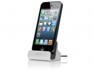 Belkin Charge + Sync Dock Black док-станция для iPhone