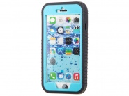 Чехол Waterproof Case для iPhone 6 Plus (Black/Blue)