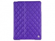 Jison Quilted Leather Cover Purple чехол для iPad Air