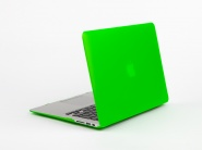 Daav HardShell Satin Green чехол для MacBook Air 13""
