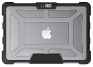 "Защитный чехол Urban Armor Gear Rugged для MacBook Air 13"" 2018 (Ice)"