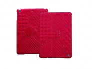 Чехол Jison Bling-bling Smart Case для iPad Air (Pink)