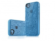 Чехол Itskins Ink для iPhone 5c (Blue)