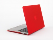 Daav HardShell Satin Red чехол для MacBook Air 13""