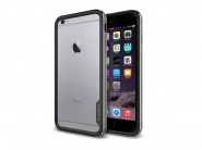Чехол SGP Neo Hybrid EX Metal для iPhone 6 Plus/6s Plus (Space Gray)