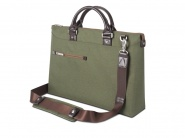 "Сумка Moshi Urbana Slim Laptop Briefcase для ноутбука до 15"" (Forest Green)"