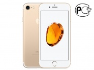 Смартфон Apple iPhone 7 128Gb MN942RU/A (Gold)