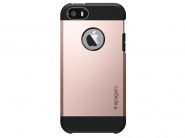 Чехол SGP Tough Armor для iPhone 5/5s/SE (Rose Gold)
