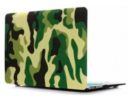 Чехол Novelty Electronics Transparent Hard Shell Case для MacBook 12 Retina (Khaki/Green)