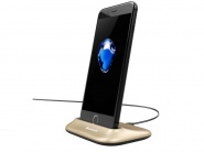 Baseus Little Volcano Desk Charging Station Gold док-станция для iPhone