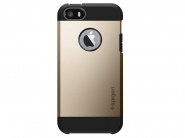 Чехол SGP Tough Armor для iPhone 5/5s/SE (Champagne Gold)