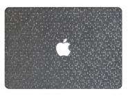 iRich Leather Sticker A11-307 Gray чехол-накладка для MacBook Air 11""