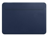 "Чехол Wiwu Skin Pro 2 Leather для MacBook Air 13"" 2019 (Blue)"