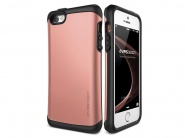 Чехол Verus Hard Drop для iPhone 5/5s/SE (Rose Gold)