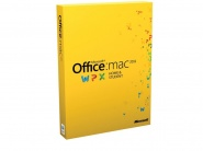 ПО Microsoft Office Mac Home Student 2011 Russian Russia Only EM DVD No Skype (GZA-00317)