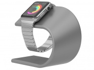 Nomad Stand Silver док-станция для Apple Watch