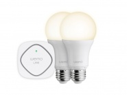 Belkin WeMo Lighting Starter Kit (F5Z0489VF) лампы управляемые с iPhone