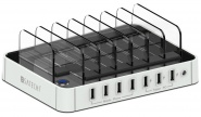 Док-станция Satechi 7-Port USB Charging Station B00TT9O0U4 (White)