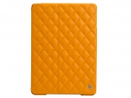Jison Quilted Leather Cover Orange чехол для iPad Air
