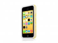 Чехол-накладка Itskins Venum Yellow для iPhone 5c