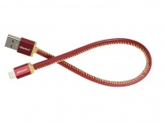 PlusUs LifeStar Lightning to USB Cable Ruby Sunset